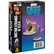 Marvel Crisis Protocol : Doctor Strange & Clea