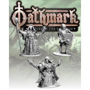 Oathmark: Necromancer & Skeleton Musician