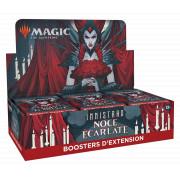 Magic The Gathering : Innistrad : Noce Ecarlate - Boite de 30 Boosters d'Extension
