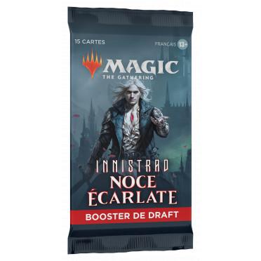 Magic The Gathering : Innistrad : Noce Ecarlate - Booster de Draft