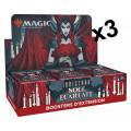 Magic The Gathering : Innistrad : Noce Ecarlate - Lot de 3 Boites de 30 Boosters d'Extension 0