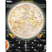 Puzzle 70 Pièces - La Lune