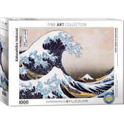 Puzzle 1000 Pièces - Grande vague de Kanagawa