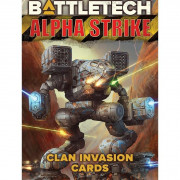 Battletech Alpha Strike - Clan Invasion Cards
