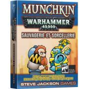 Munchkin Warhammer 40K : Sauvagerie et Sorcellerie